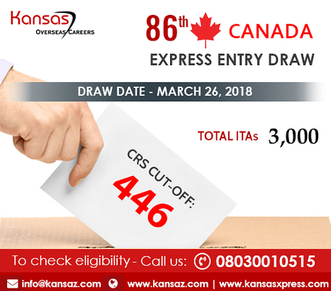 Canada express entry latest draw march 26 2018 canada express entry latest draw march 26 2018 rounds of invitations stopboris Images