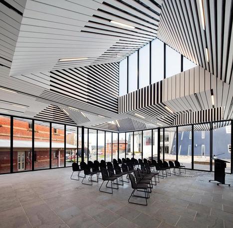 searle x waldron architecture: annexe of the art gallery of ballarat   Rendons visibles l'architecture et les architectes   Scoop.it