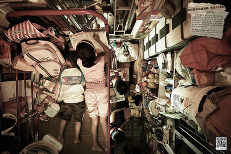 Cramped Apartments in Hong Kong Shot From Directly Above | Interesting times. | Scoop.it