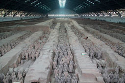Terracotta Warriors Inspired by Ancient Greek Art | World History | Scoop.it