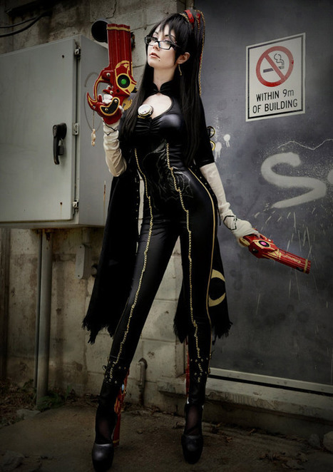 This Bayonetta Cosplay is All Kinds of Awesome   All Geeks   Scoop.it