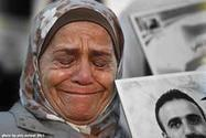 """They enjoy breaking mothers' hearts over their sons"": Gaza mourns a detainee's mother 