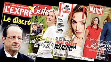 L'affaire Hollande-Gayet fait les choux gras de la presse | DocPresseESJ | Scoop.it