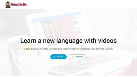 Lingolistic - Bringing New Approach to Language Learning | EdTechReview | Scoop.it