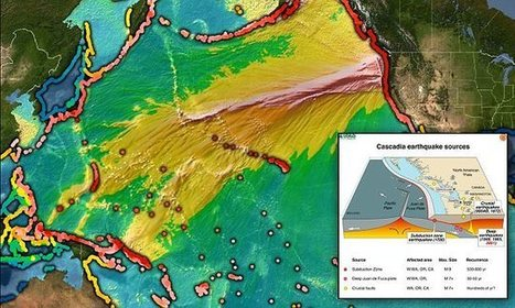 Terrifying simulation shows historical tsunami from the US to Japan | 8th Grade Earth Science | Scoop.it