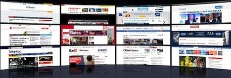 De l'état des pages d'accueil sur les sites d'informations français   DocPresseESJ   Scoop.it