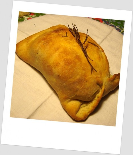Auntie's Corner: veal roast in pizza dough | An Italian cooking in the Midwest | Food for Foodies | Scoop.it