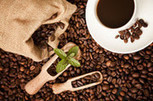 """Global Warming Threatens Organic Coffee (""""from coconuts to coffee, fungi infests plants worldwide"""") 