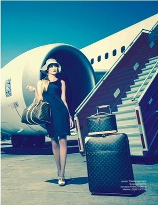 The Glamorous Life | Mile High Airlines | Scoop.it