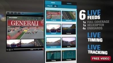 motogp.com · A first taste of MotoGP™ MultiScreen Player | Ductalk Ducati News | Scoop.it