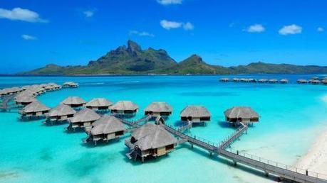 How To Honeymoon Like Jennifer Aniston and Justin Therouxin Bora Bora | Tourism Today & Tomorrow | Scoop.it
