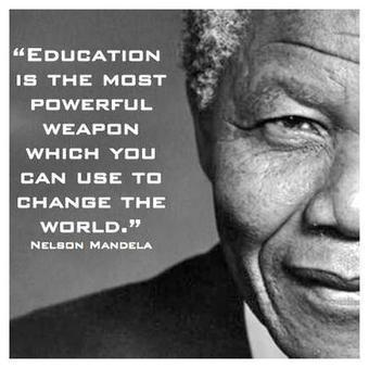 Deseret News Toplist - The 23 Best Nelson Mandela Quotes   Dalai Nana   Scoop.it