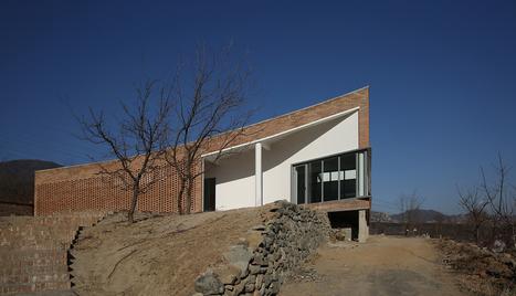 Agreable Résidence Secondaire Contemporaine Basée Sur Une Architecture Typique  Empirique Chinoise