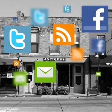 "Social media is vital small-business tool | ""social media websites"" 