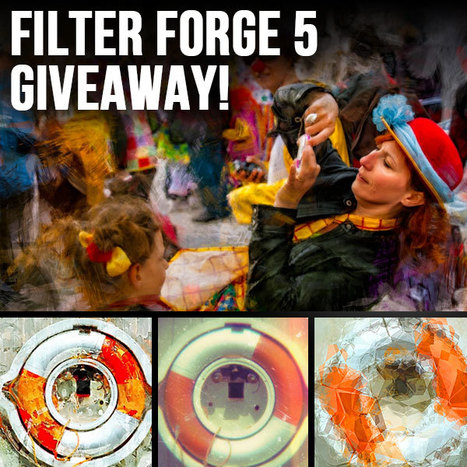 Filter Forge 5 Photoshop Plugin Giveaway! | Photoshop Photo Effects Journal | Scoop.it