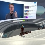 Teaching in a Virtual Environment | Digital Delights - Avatars, Virtual Worlds, Gamification | Scoop.it