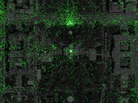 La carte hyper détaillée de l'utilisation de Twitter à travers le monde   Outils et astuces du web   Scoop.it