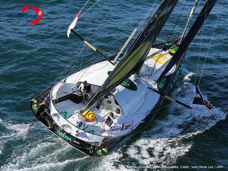 Sailing Around the World in the Vendée Globe Yacht Race - My Life at Speed   Vendée Globe   Scoop.it