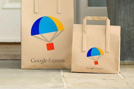 Google Express Affronte Amazon Fresh Sur La Livraison De Produits Frais