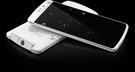 Oppo N1 mini | Pakistan New Mobile phone and their specification Website | Scoop.it