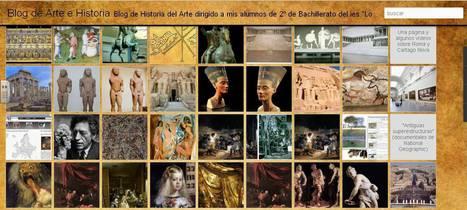 Blog de Arte e Historia | Recursos interactivos para conocer la Historia del Arte | Scoop.it