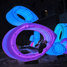 Fish Bellies - Awesome LED Lighting in Interactive Art