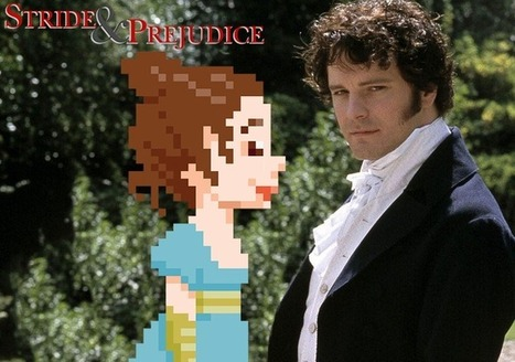 Stride & Prejudice iOS game reached #7 in Education; Sold 2,500 copies in 3 months (Post-Mortem)   Transmedia: Storytelling for the Digital Age   Scoop.it