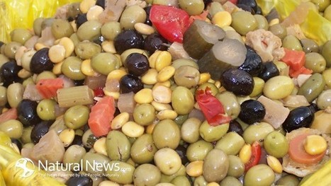 5 Foods Rich in Healthy Bacteria that are Beneficial to the Gut - Natural News Blogs | Health and Nutrition | Scoop.it
