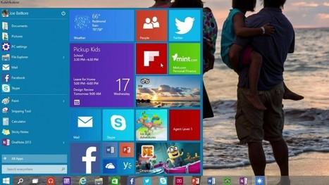 Windows 9 is 10! Free Download and Activation To Windows 8 Owners | Business Training Courses | Scoop.it