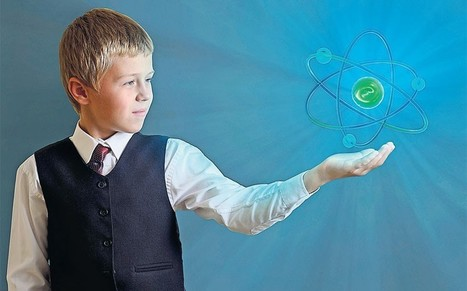 BETT 2014: Exploring the classroom of the future - Telegraph | online shopping | Scoop.it