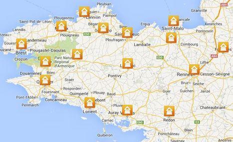 la prairie, le réseau des ruches bretonnes. | DIGOUSK DRE NIVEROU | Scoop.it
