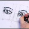 Human Eyes Drawing Tutorial