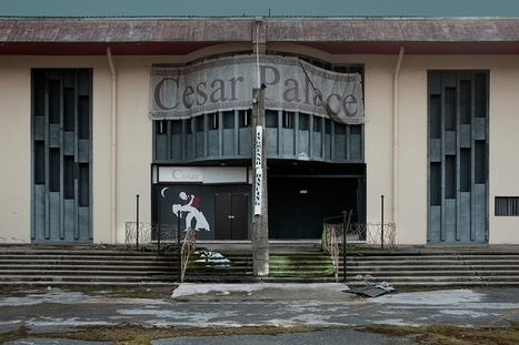 Italian photographer documents the ruins of former nightclubs across Italy   Modern Ruins   Scoop.it