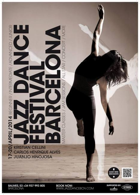 Jazz Dance Festival Barcelona : Associacio Tot Pel Claqué | Actualitat Jazz | Scoop.it