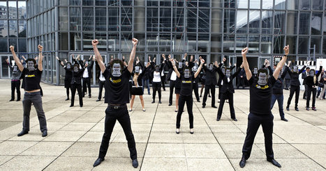 Le WWF manifeste contre Total   Virunga - WWF   Scoop.it