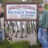 Lake Michigan Salmon fishing with Steelhead Charters