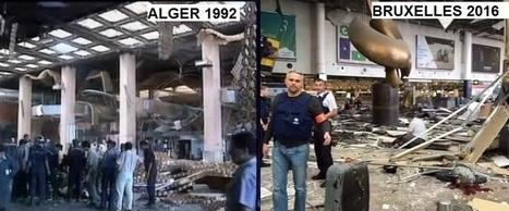 De l'aéroport d'Alger en 1992 à l'aéroport de Bruxelles en 2016 : le terrorisme n'a pas changé de méthode | La curation en communication web | Scoop.it