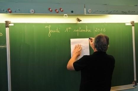 Un journaliste raconte comment il est devenu prof de maths en 10 minutes - Les Inrocks | L'enseignement dans tous ses états. | Scoop.it