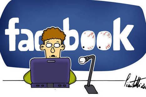Las 10 aplicaciones más peligrosas de Facebook | Antonio Galvez | Scoop.it