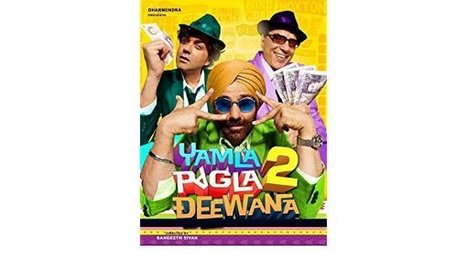 Yamla Pagla Deewana 2 Hindi Dubbed 720p Movies