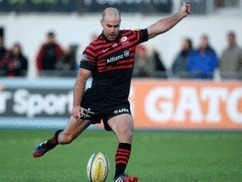 Saracens take the lead thanks to Charlie Hodgson - Express.co.uk | The World of Rugby Football Union | Scoop.it