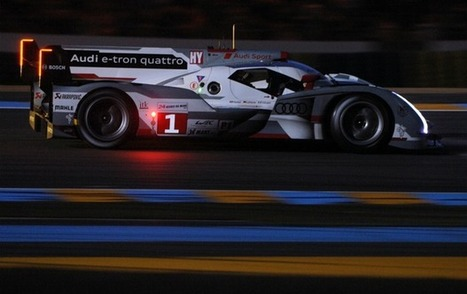 Alemão garante primeira pole de carro híbrido nas 24 horas de Le Mans   esportes   Scoop.it