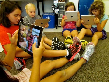 Back to School with iPads: 5 Steps for the First 5 Days | iPad Implementation at PLC | Scoop.it