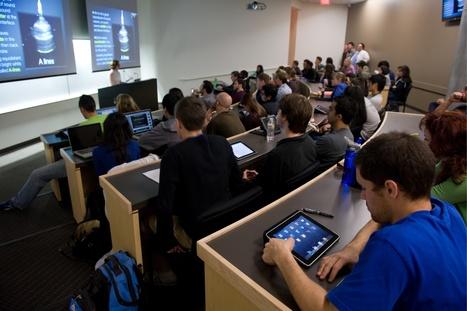 UC Irvine says Apple's iPad helped students score 23% higher on exams | Digital in Healthcare | Scoop.it