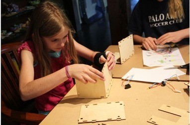 Dollhouse 2.0: Roominate Lets Girls Play Architect, Designer, and Technologist - Education - GOOD | Tech Needs Girls archive | Scoop.it
