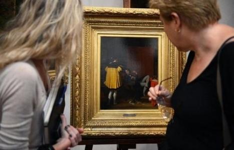 Lyon : L'histoire de l'art au XXe siècle décryptée en un clic - 20minutes.fr | histoire des arts et professeur documentaliste | Scoop.it