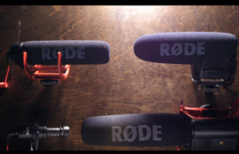 Which RODE VideoMic Is Best For You? Caleb Pike Has The Answers! | Backpack Filmmaker | Scoop.it