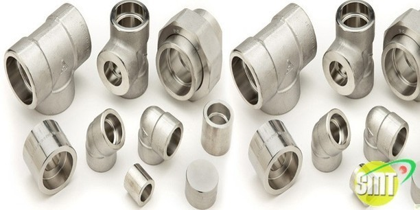Alloy forged fittings astm b uns n