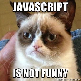 Troubleshooting Javascript: humble homage to WAT | Javascript | Scoop.it