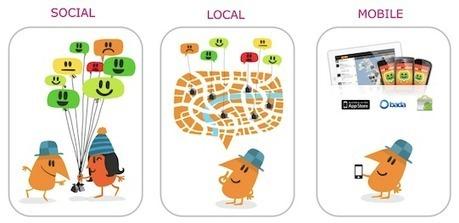 SoLoMo et Web-to-Store : Expliquer comment exploiter la géolocalisation et les magasins physiques à son boss | Digital Think | Scoop.it